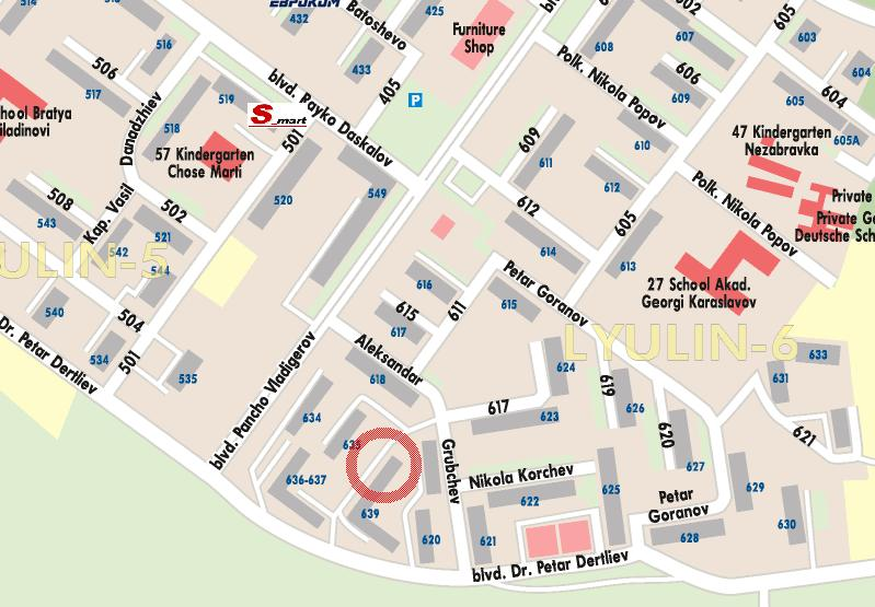 location of car service